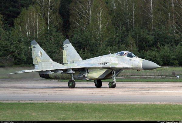 Как сообщается, Россия и Алжир ведут переговоры о поставке истребителей МиГ-29М/М2