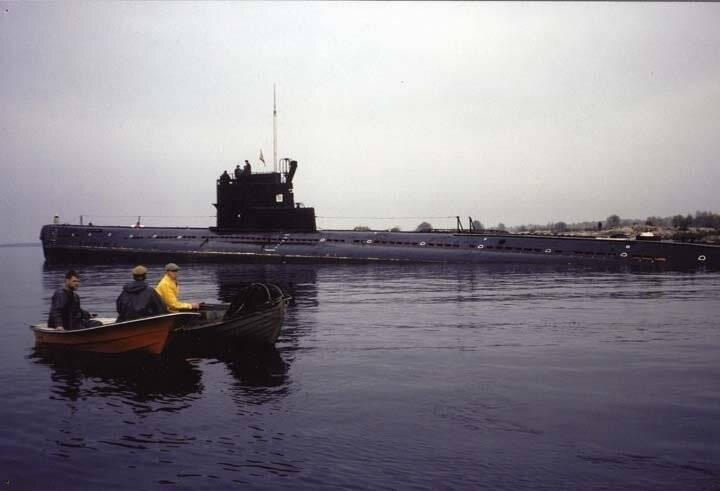 Подводные лодки и психологич…