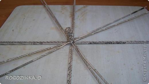 Мастер-класс Плетение: МК ЯБЛОКО Бумага. Фото 11