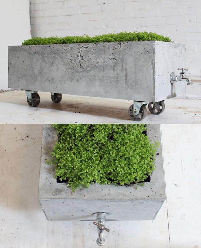 30 великолепных примеров использования бетона в саду, которые кардинально изменят внешний облик