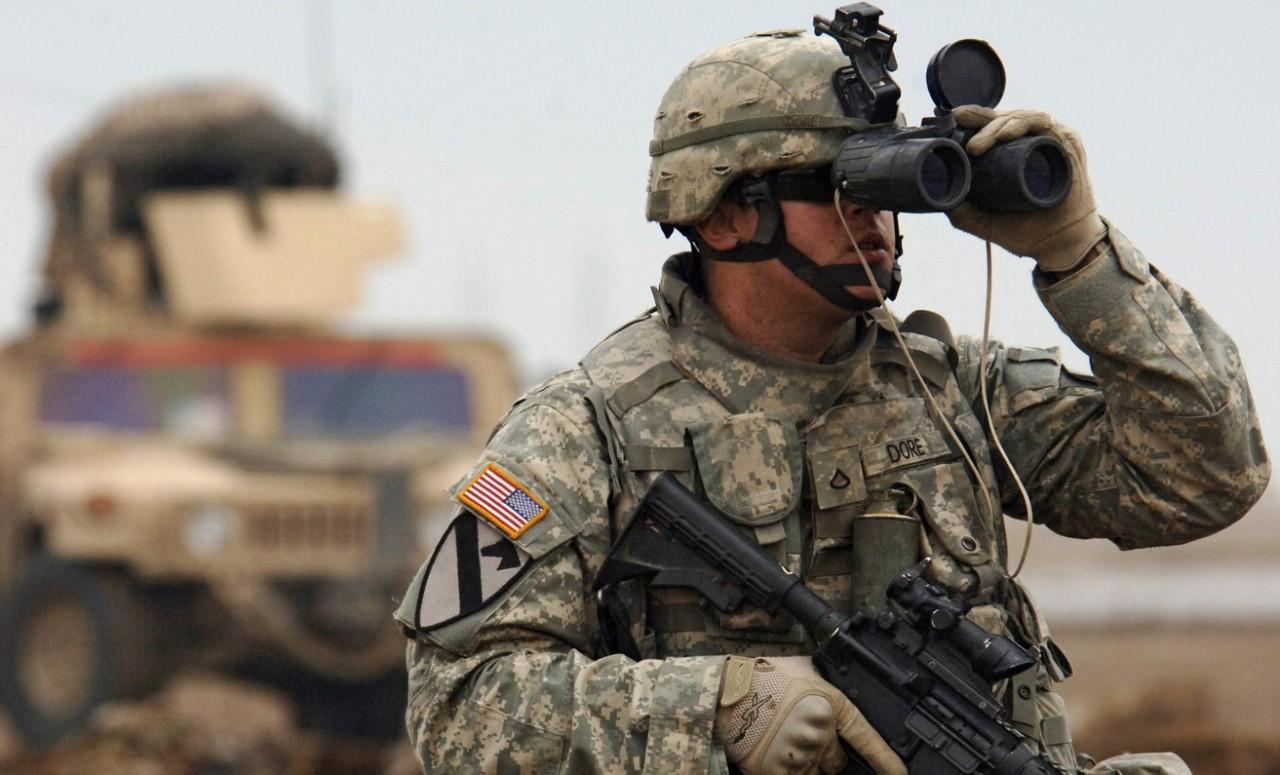 Американские военнослужащие ждут войны с Россией или Китаем