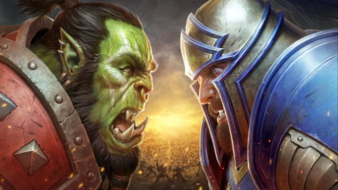 Дополнение «Битва за Азерот» для World of Warcraft выйдет 14 августа