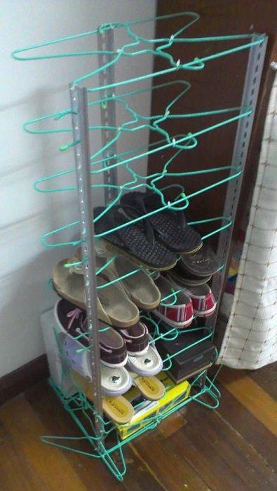 """""""Вешалки"""" для обуви"""