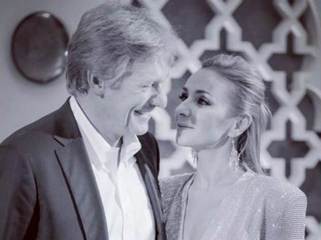 Татьяна Навка с Дмитрием Песковым отдохнули в Стамбуле