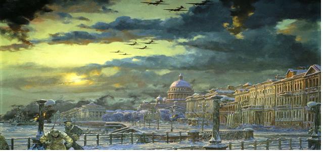 Оборона Ленинграда: прорыв блокадного кольца
