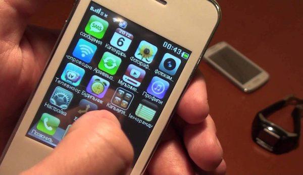 Почему Oukitel U18 – самый нестыдный клон iPhone X