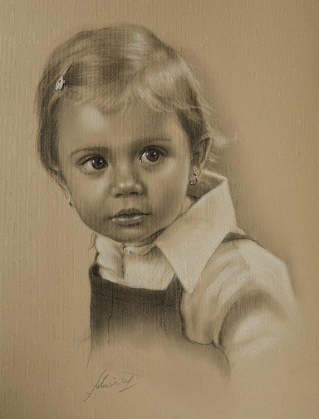 Детское очарование от Кристофа Лукашевича