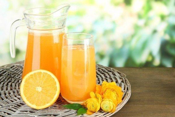 Безалкогольные напитки. Апельсиновый сок полезен для сосудов