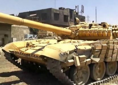Москва и Дамаск нацелились на левый берег Евфрата.