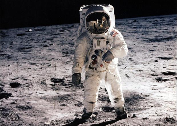 NASA опубликовало аудиохроники миссии «Аполлон-11»
