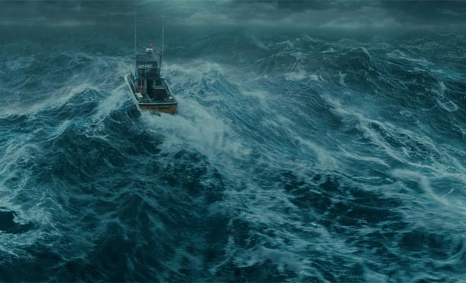 Величественный и ужасный шторм: видео пугающей красоты