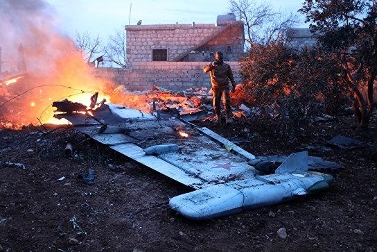 Виктор Алкснис. Причина гибели наших самолетов в Сирии – бардак в военном руководстве РФ