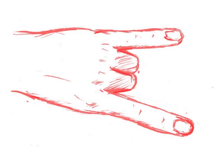 Народная славянская жестикуляция