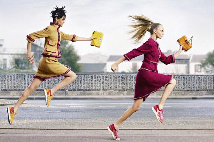 Модная революция: как кроссовки заменили туфли ипочему это важно