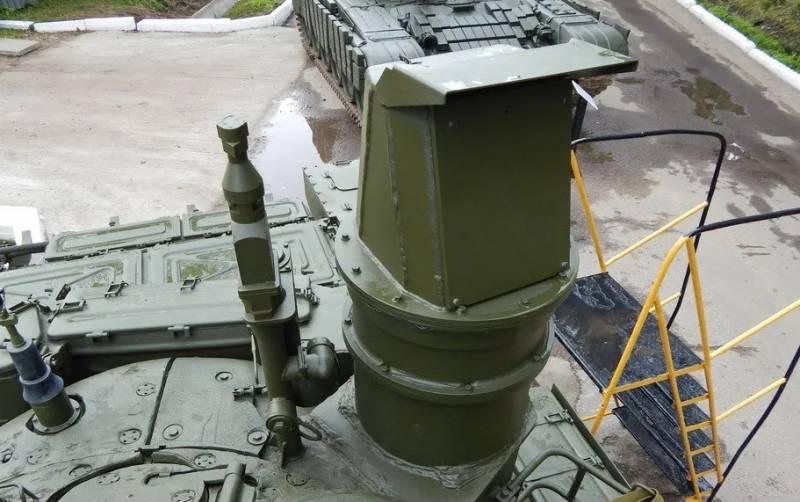 Пути модернизации СУО существующего поколения танков