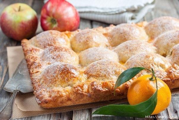 2019 год - Для фанатов яблочных пирогов