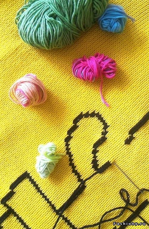 Вяжу - вышиваю. Мои увлечения