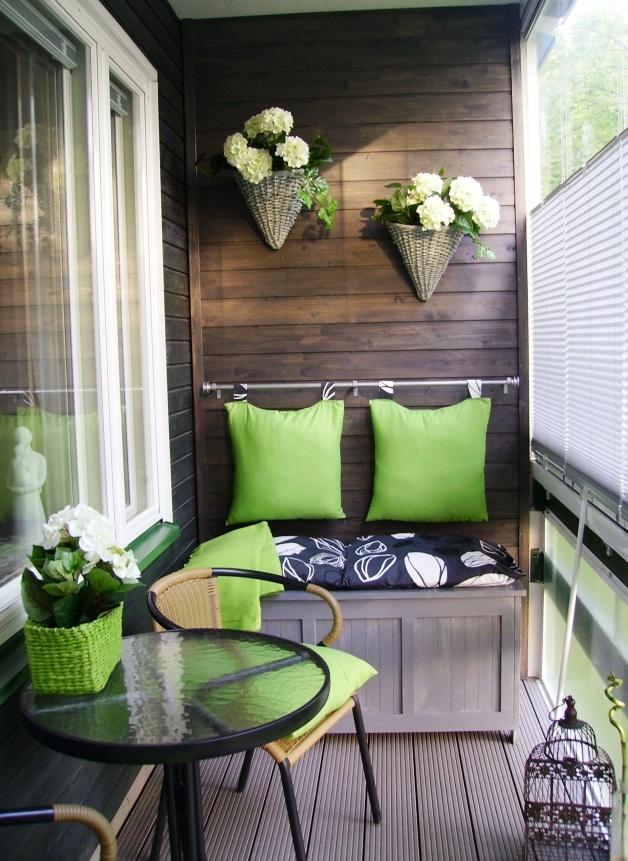 10 шикарных доказательств того, что балкон может стать лучшим местом в квартире
