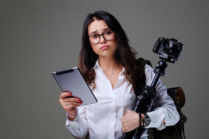 Как мошенники обманывают фотографов