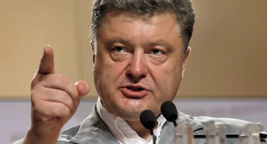 Украина сломала Порошенко, и он пытается мстить