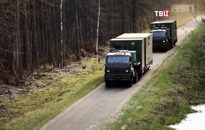 """Российские ученые создали фургон для боевого лазера """"Пересвет"""""""
