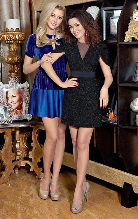 Тот неловкий момент, когда мама и дочь выглядят на один возраст  женщины, звезды, молодость