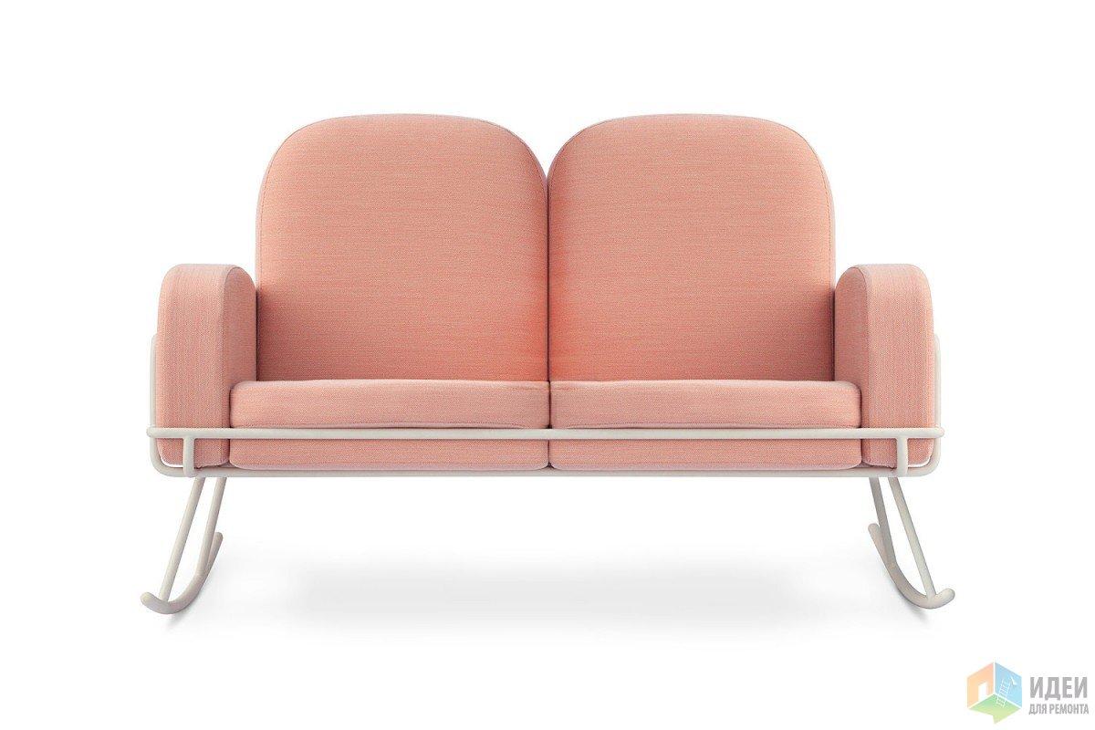 Кресло-качалка для мам и малышей