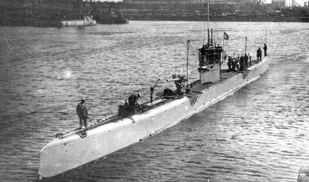Подводный флот Российской Империи