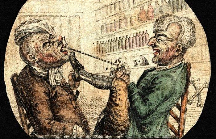 9 фактов о личной гигиене в Европе XVIII века, которые просто приводят в ступор