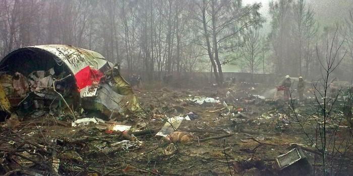 Польша возмущена продажей земли на месте катастрофы самолета Качиньского под Смоленском