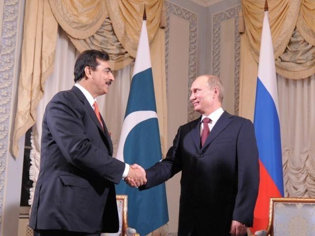 Стратегическая игра России в Пакистане