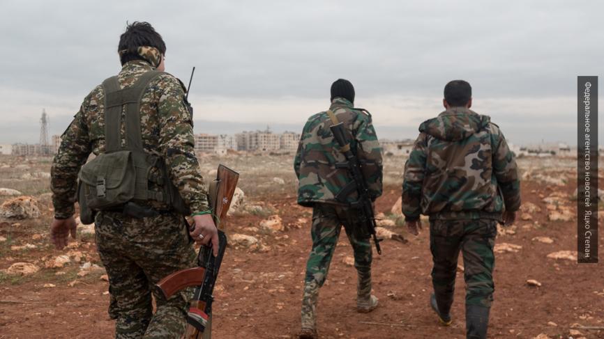 Сирийская армия при поддержке ВКС России освободила город Шатиб от боевиков «Джебхат ан-Нусры»