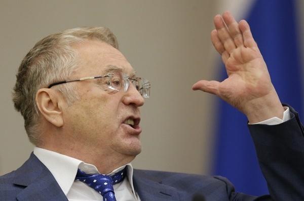 """""""Он в армии-то был вообще?""""-Жириновский усомнился в профпригодности Рогозина"""