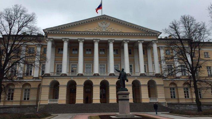 В Смольном обсудили сотрудничество Петербурга и Италии