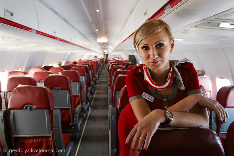 4160 Бахрейнский авиасалон: Интерьеры самолетов