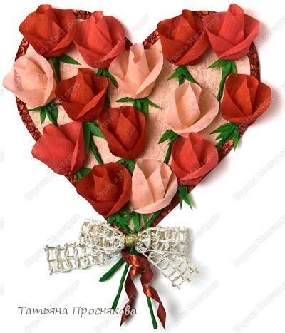 Мастер-класс 8 марта Валентинов день День матери Моделирование конструирование Миллион роз из гофрированной бумаги Бумага гофрированная Салфетки