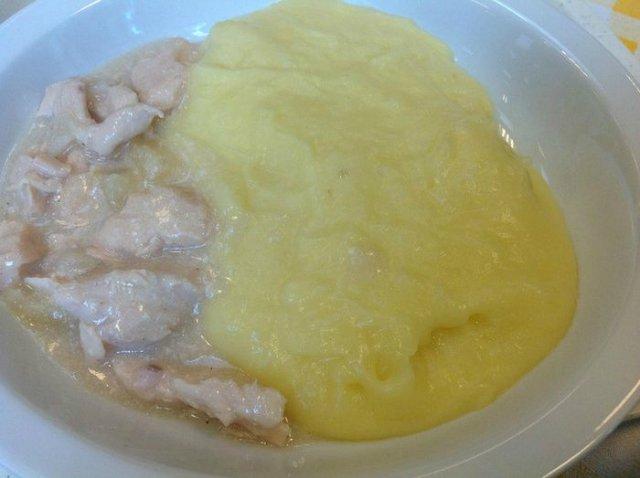 Аппетитные блюда из школьных столовых Венгрии
