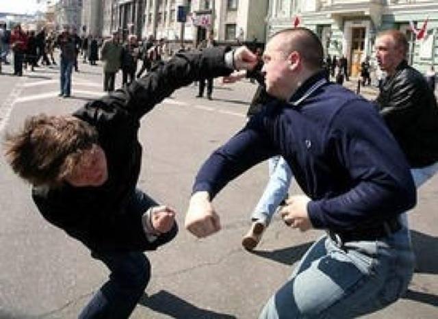 Ситуации криминального характера. Основы самозащиты