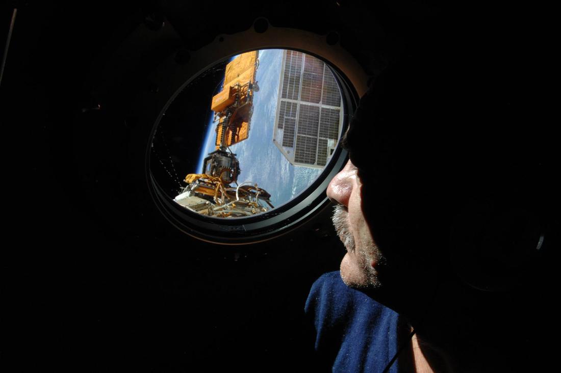 Беседа с космонавтом: об управлении МКС, об НЛО, и о полете на Марс