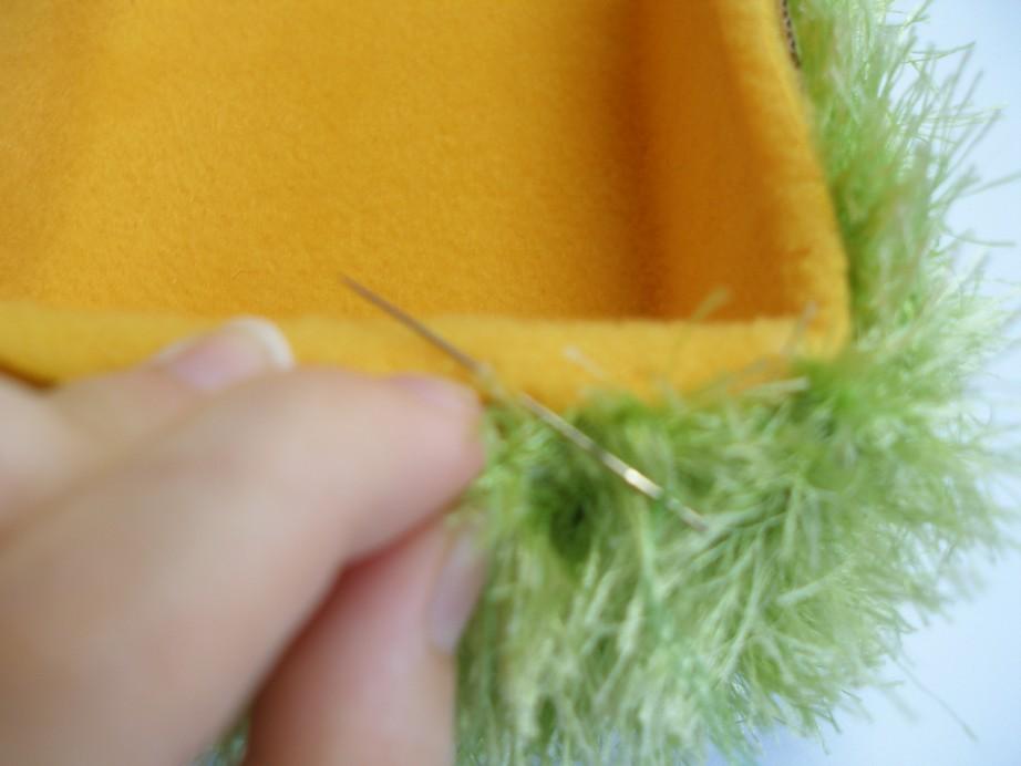 сшиваем