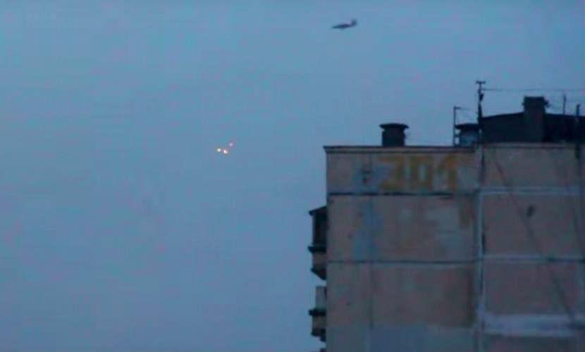 Инопланетяне атаковали Петербург