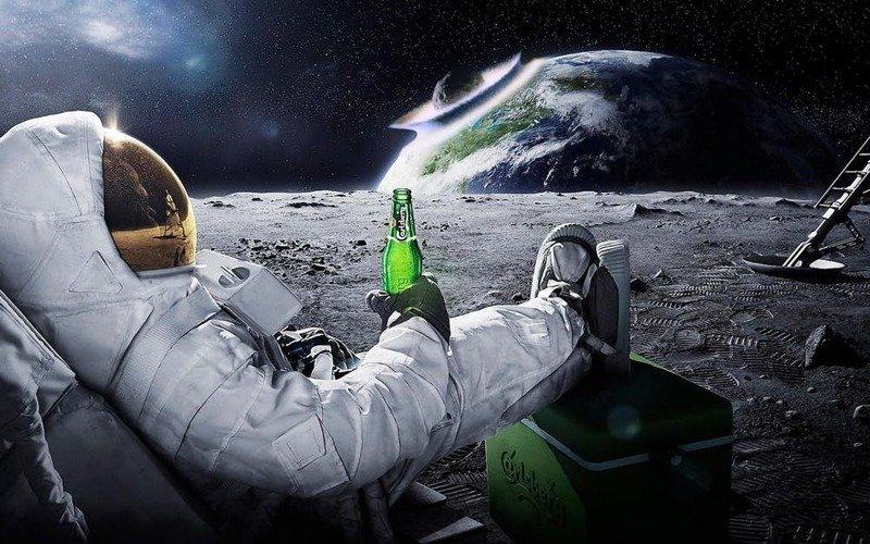 6. Больше никакой защиты от астероидов Спутник Земли, Что будет если, гипотезы, земля, интересно, луна, теории