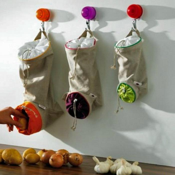 Мешочки для овощей и фруктов. | Фото: Я Покупаю.
