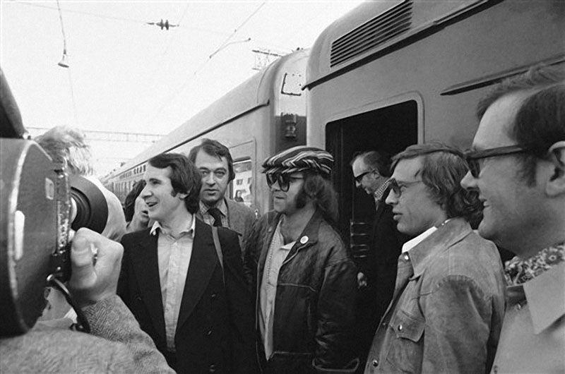 Гастрольный тур Элтона Джона в СССР гастроли, ссср, знаменитости, элтон джон