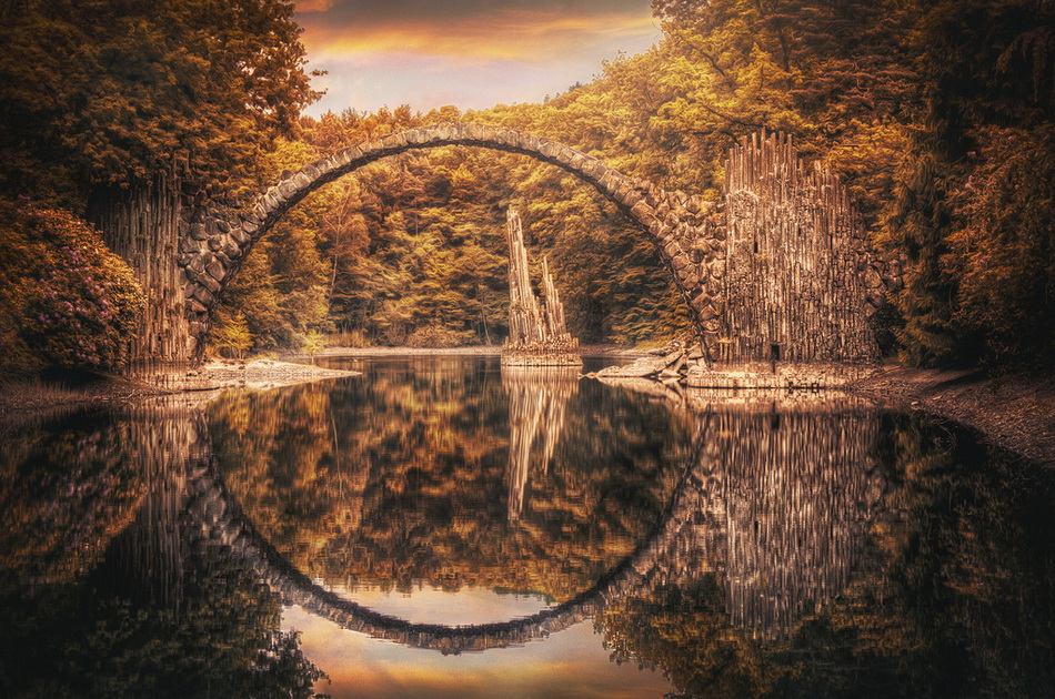 Чертов мост Ракотцбрюке