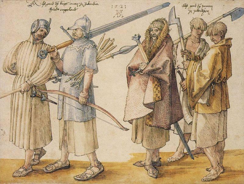 Меч – как символ Средневековья