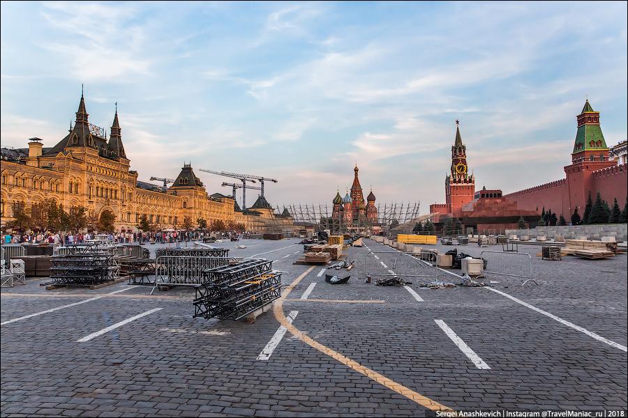 Москва на день города. Полнейший стыд...