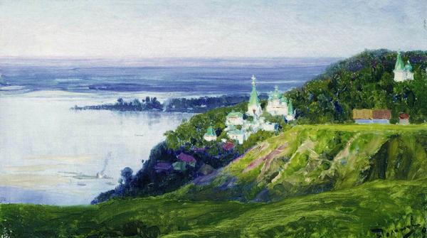 Художник Василий Поленов. Великий. Неизвестный