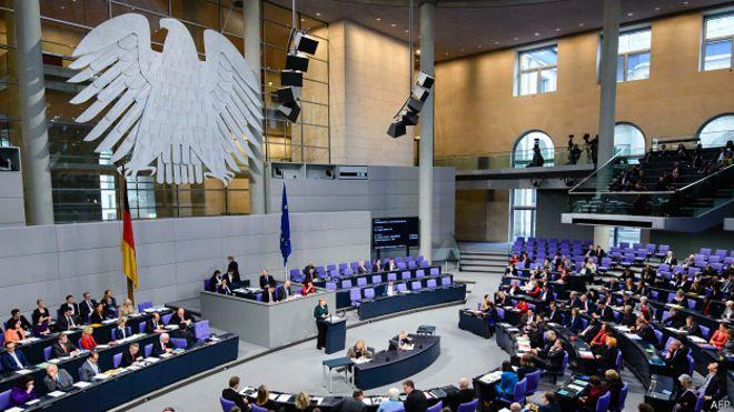 В Бундестаге призвали вернуть Россию в «Большую восьмерку»