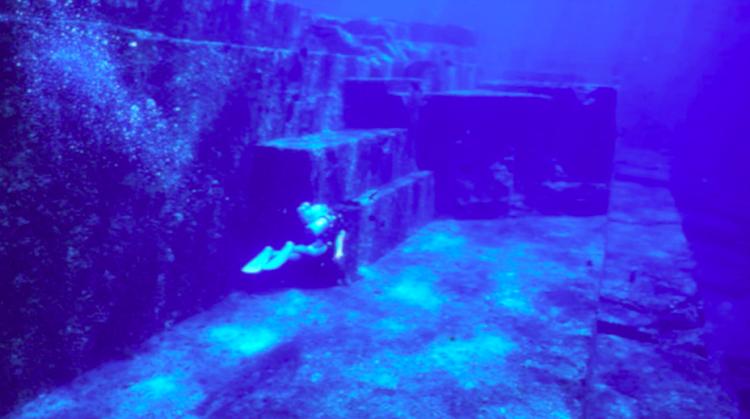 Подводные пирамиды Йонагуни вновь будоражат воображение исследователей